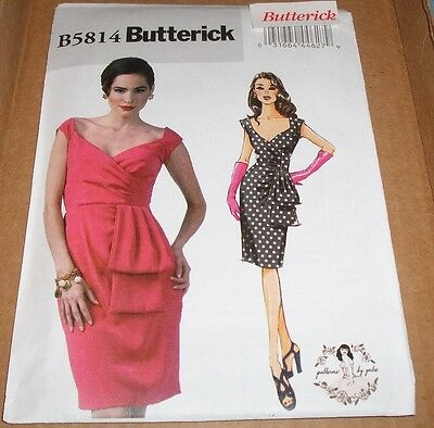 BUTTERICK SEWING PATTERNS Retro Vintage Patterns by Gertie Pin-up ...