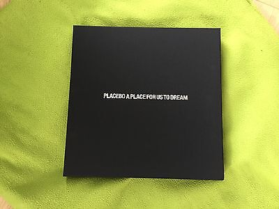**placebo-A Place For Us To Dream Rare Pink Vinyl Box Set Signed By The Band/new