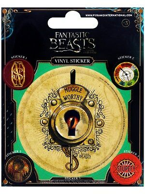 Fantastic Beasts and Where to Find Them Fantastic Beasts Sticker