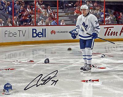 Autographed Auston Matthews Maple Leafs 8x10Photo Item#6599191