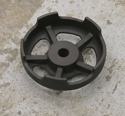 """7-3/4"""" OD Hubless Adapter Centering Cone for Brake Lathe w/ 1"""" Arbor Bell Ammco"""