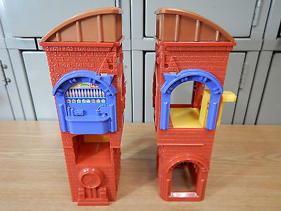 Fisher-Price GeoTrax Grand Central Station Part: 2 Towers