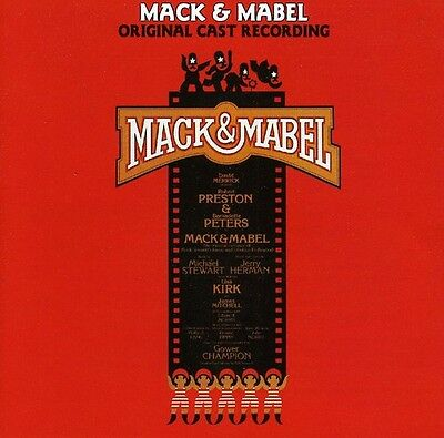 Mack & Mable - Mack & Mabel [New CD] UK - Import