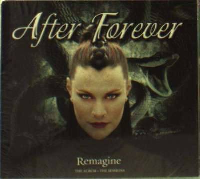 After Forever - Remagine: The Album & The Sessions NEW 2 x CD