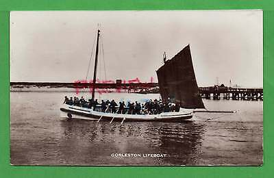 RP. Gorleston Lifeboat. Unposted. Possibly a reproduction, not sure.