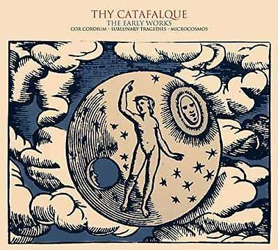 Thy Catafalque - The Early Works NEW 3 x CD