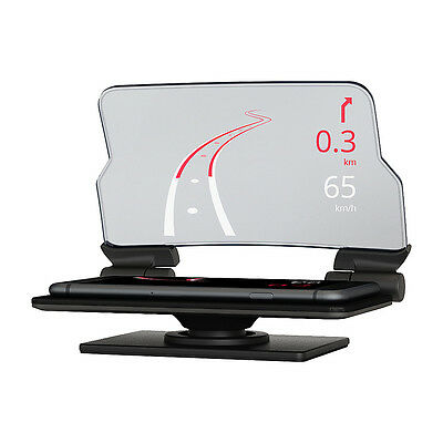 Hudway Glass Navigational Heads-Up Display Glass Electronic NEW