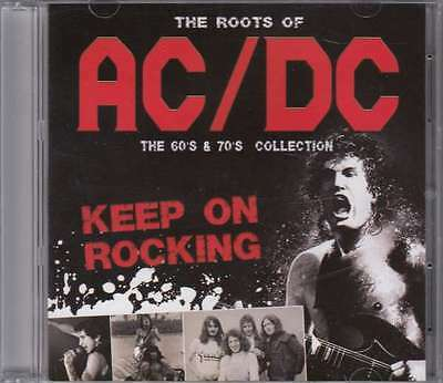 Ac/dc - Roots Of.. NEW 2 x CD