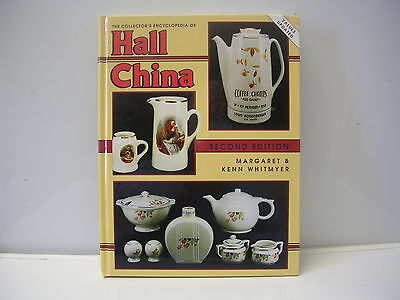 The Collector's Encyclopedia Hall China Second Edition Margaret& Kenn Whitmyer