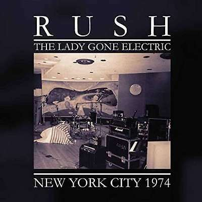 Rush - The Lady Gone Electric NEW 2 x LP