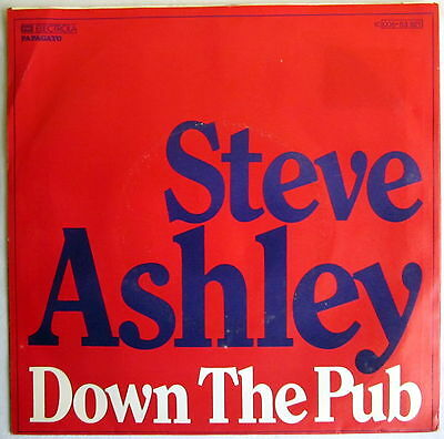 Single (s) - DOWN THE PUB - Steve Ashley