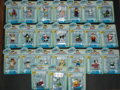 Webkinz RARE LOT 24 SERIES 1 FIGURINES COMPLETE SET ALL WITH FEATURE CODE