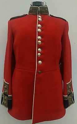 Coldstream Guards Officer Ceremonial Tunic Used