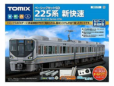 New Tomix N Gauge 90171 Basic Set Sd 225 System New High Speed