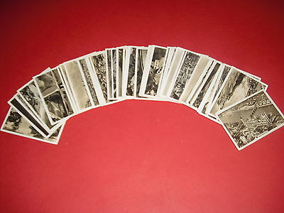 1939 Senior Service Cigarettes Britain From The Air Full Set Cards