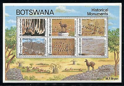 Botswana 192a MNH Historical Sites National Monuments. x22085