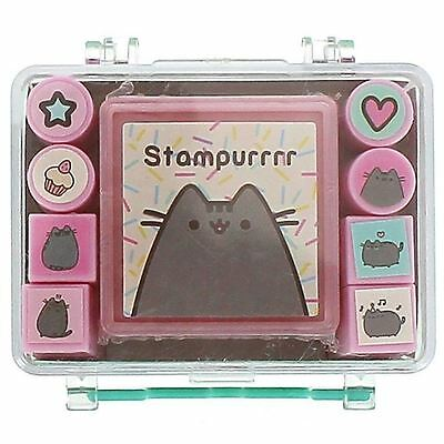 Pusheen The Cat Stamper Set Ink Pad