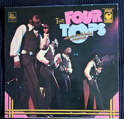 Four Tops-Can't Help Myself// Original Recordings-Mint-