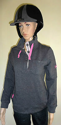 New ** Tottie Cecile Tunic* Ladies Top Horse Riding Jumper Ladies Size 16 / Xl