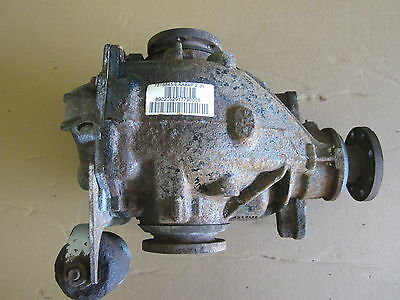 Bmw E46 3 Series Diesel 320D Manual Differential Diff 2.35 Ratio 7518845