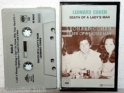 MC LEONARD COHEN - Death Of A Lady´s Man