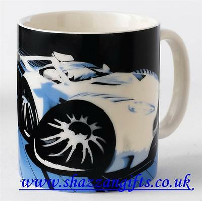 Speed Freaks Track Ad-Vantage Mug by Country Artists  RRP £6.95