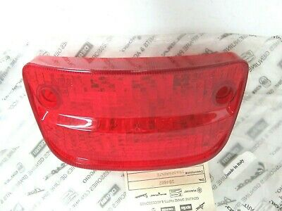 OEM Piaggio NRG Rear Tail Lamp Lens Part 294687