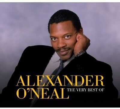 Alexander O'Neal - Very Best of [New CD] UK - Import