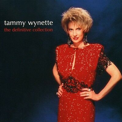 Tammy Wynette - Definitive Collection [New CD]
