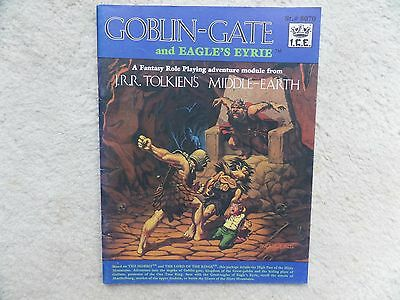 FRP RPG MERP Rolemaster I.C.E. #8070 GOBLIN-GATE AND EAGLE'S EYRIE fantasy role