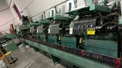 Osaka Fully Automatic High Speed Saddle Stitcher Model 368