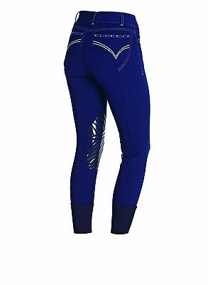 Just Togs MIZZ Childrens Horse Riding Crystal Breeches Clearance Sale RRP £46