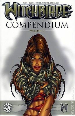 Witchblade Compendium TPB (2006- Top Cow) #1-REP NM