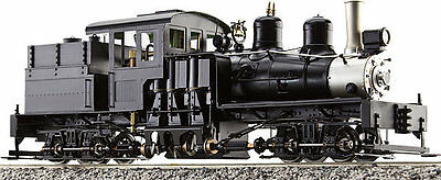 Accuraft AC77-217 Shay 28T Class B, Oil Burning Bunker, Live Steam 1:20.3 scale