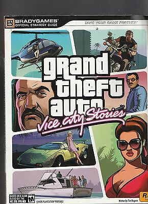 Bradygames Official Strategy Guide:Grand Theft Auto Vice City Stories