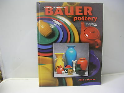 Collector's Encyclopedia of Bauer Pottery by Jack Chipman Collector Book