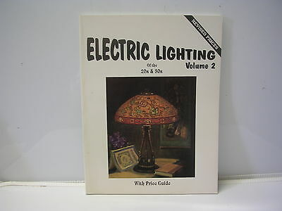 A Collector's Book Electric Lighting of the 20s & 30s Volume 2 L-W Book Sales