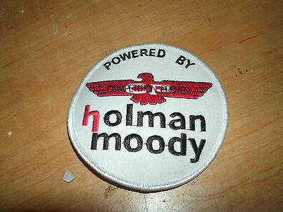 Holman Moody Competition Proven Powered By Holman Moody Ford Performance Patch