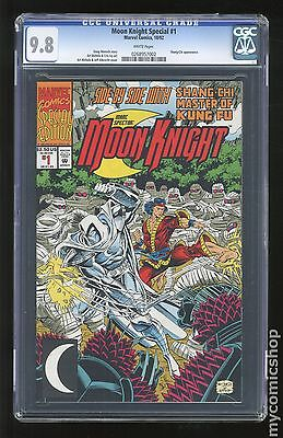 Marc Spector Moon Knight Special Edition (1992) #1 CGC 9.8 (0268957002)