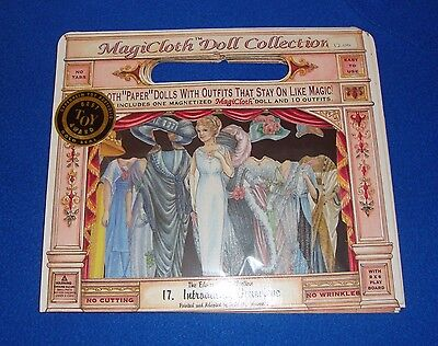 MagiCloth Doll Collection Introducing Genevieve Sealed Set
