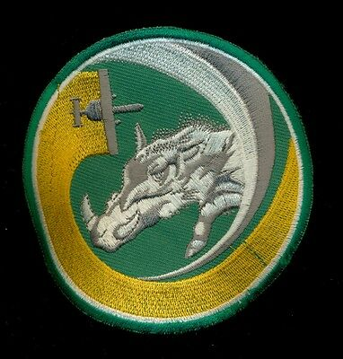 USAF 25th Fighter SQ A-10 Patch KP