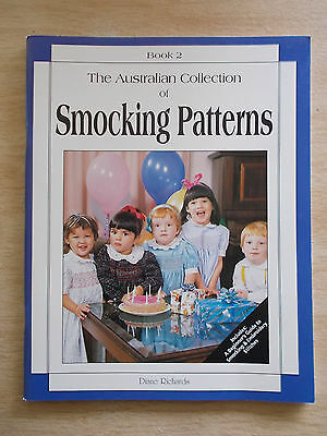 The Australian Collection of Smocking Patterns #2~Diane Richards~1993~64pp P/B