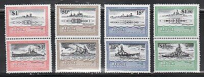St Vincent Bequia 186-89 Ships MInt NH (BC)