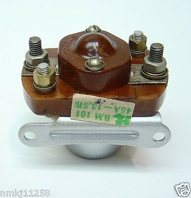 New Russian Electromagnetic Contactor Power Relay 12V Auto/boat/aircraft Ussa