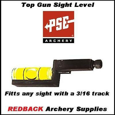 Top Gun Sight Level for compound bow sight