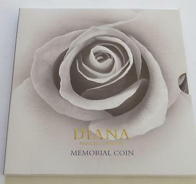 Diana Memorial £5 Coin dated 1999 in Royal Mint Presentation Pack