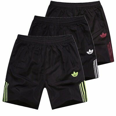 Outdoor Sport Shorts Unisex Tennis Basketball Running Shorts Striped Brand AU