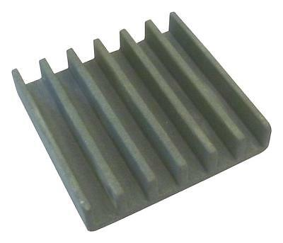 Amec Thermasol - FCH40405T - Heat Sink, 40mmx40mmx5.25mm, Ceramic