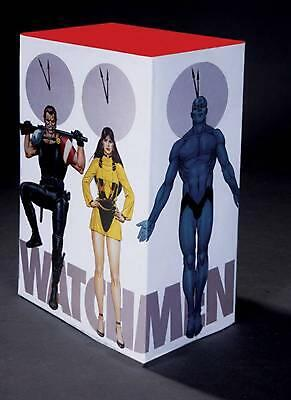 Watchmen Collectors Edition Box Set by Alan Moore Hardcover Book Free Shipping!