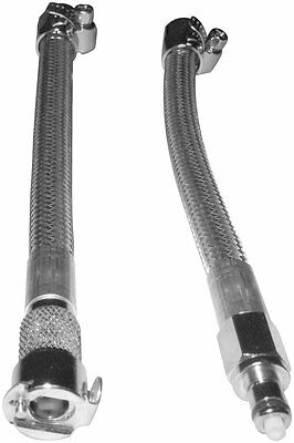 Goodridge 817-02150 Fuel Crossover Line Quick Disconnect (Stainless)